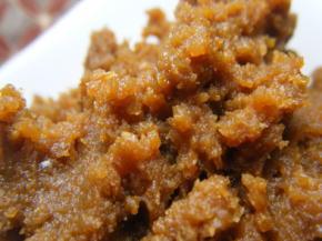 薩摩の赤味噌